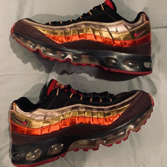 "Nike Air Max 95 ""360 - Gold Metallic"""